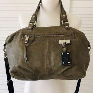 L.A.M.B. G. Stefani Leather Crossbody Bag EUC!